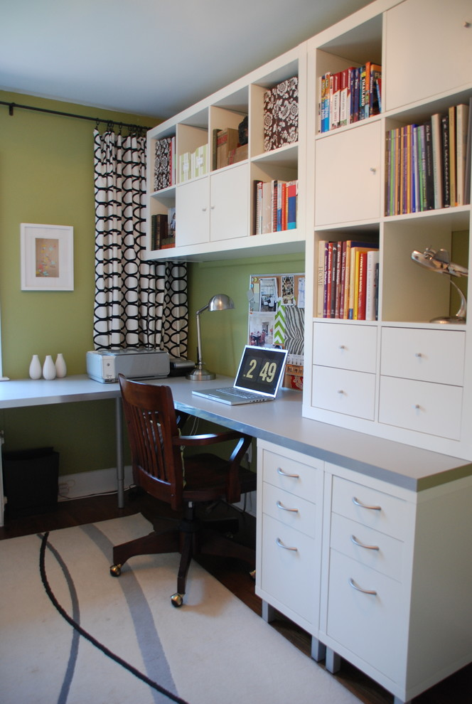 Home office design ideas, pictures, remodels... / интерьер /.