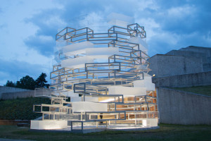 Музей бессмертия на Design Week Mexico