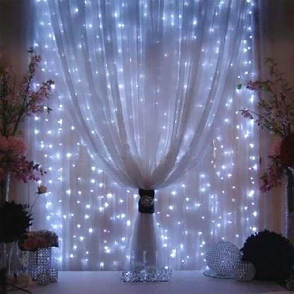 подсветка штор
