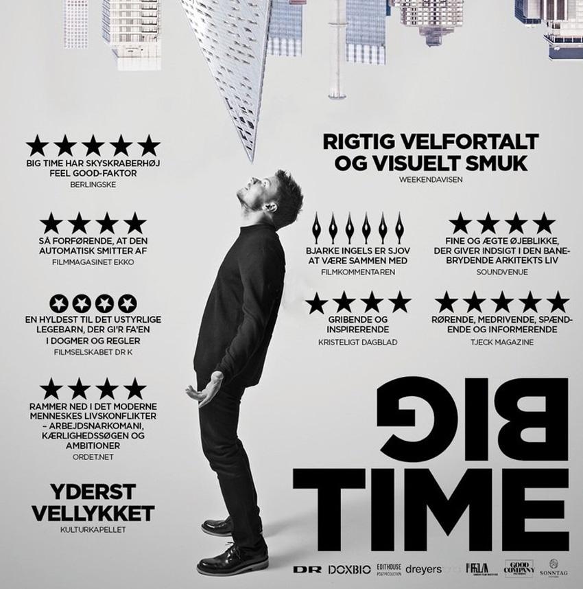 1. «BIG Time» о жизни и творчестве Бьярке Инглеса