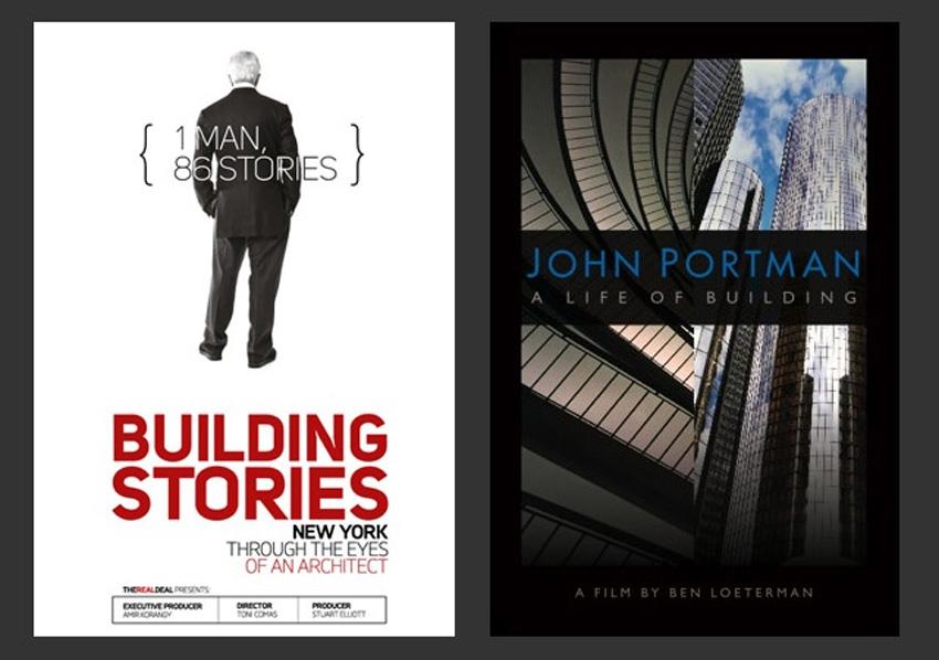 5. «Джон Портман: жизнь зданий»