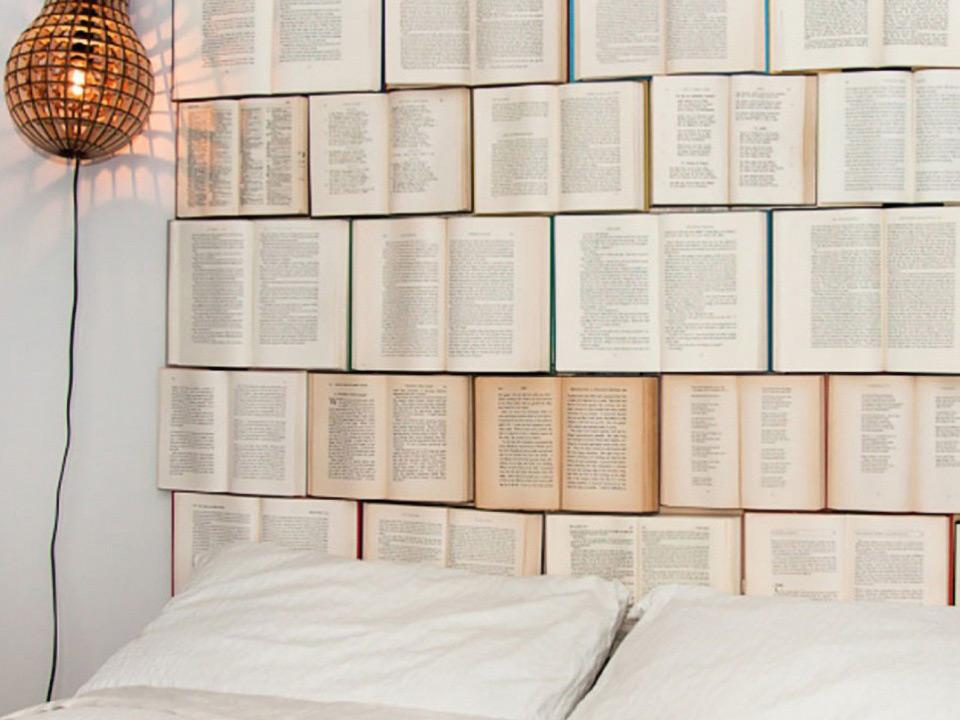 Хранение книг в раскрытом виде