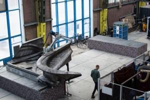 Напечатанный на 3D-принтере мост установят в Амстердаме