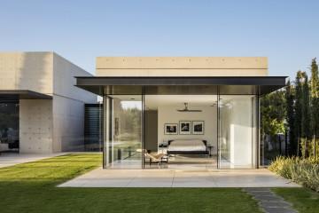 Дом как развернутая последовательность простых геометрических форм
