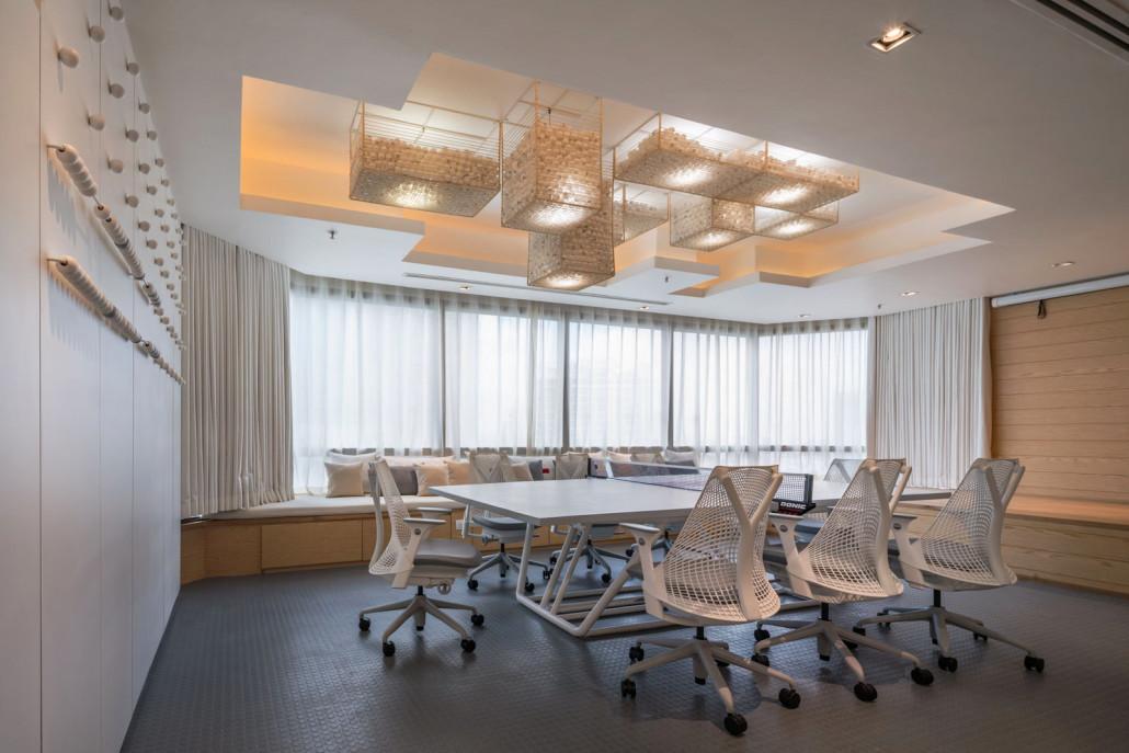 IT-компания в Бангкоке сделала себе необычный офис (фото)