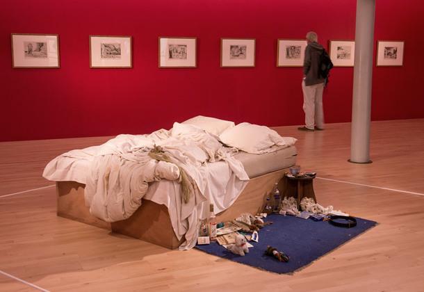 Трейси Эмин, My Bed, 1998