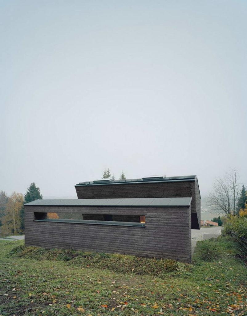 Фотографии фасадов дома