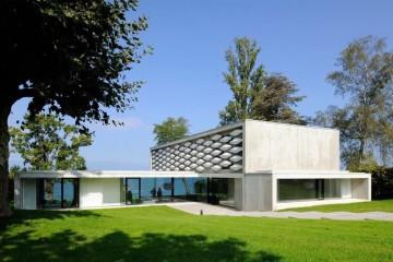 Дом на Женевском озере