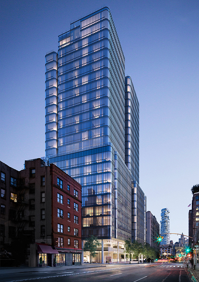 3. Renzo Piano Building Workshop: 565 Broome Soho, Нью-Йорк