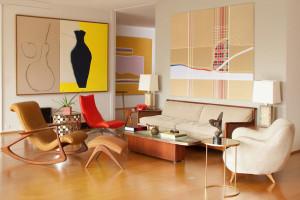 Как оформить универсальную гостиную: 12 примеров