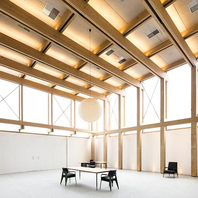 Архитектор для галериста