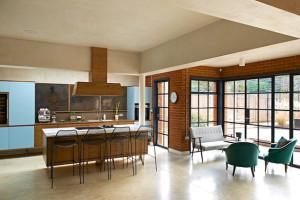 Интерьер дома Эдвардианской эпохи в Лондоне