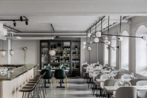 Экологичный ресторан в Финляндии