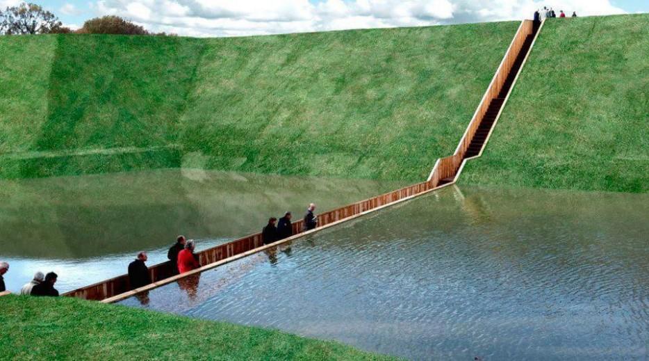 13. Мост Моисея, Нидерланды