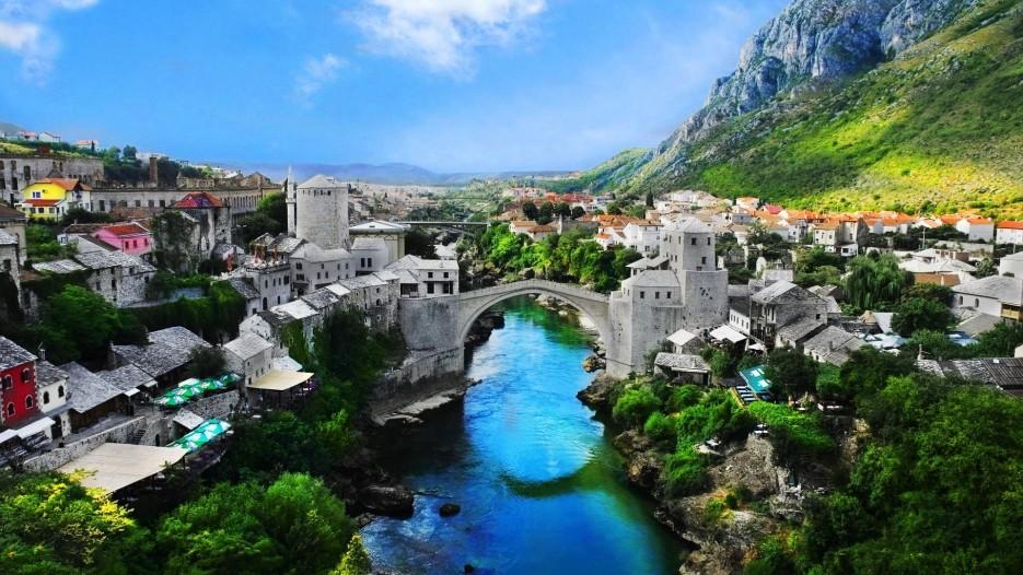17. Мостар, Босния и Герцеговина