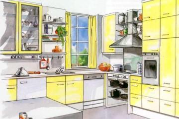 Как выбрать кухонную мебель? Правильные вопросы
