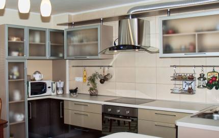 Полезные мелочи: рейлинги на кухне