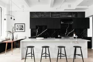 Черно-белый интерьер: как добиться идеального результата