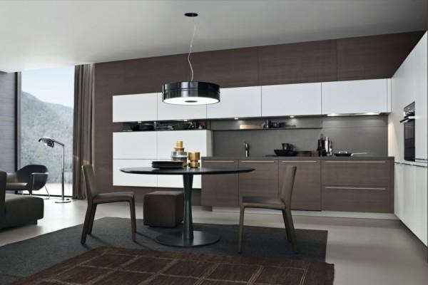Кухня в стиле конструктивизм: интересные проекты