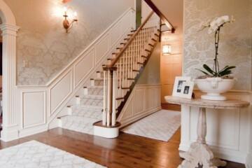 Лестницы из дерева – прекрасны для коттеджа и загородного дома