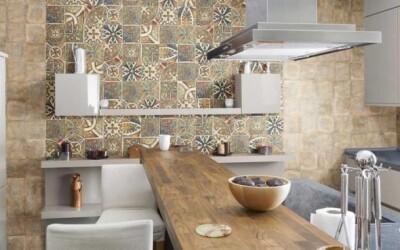 Керамическая плитка: разнообразие в дизайне